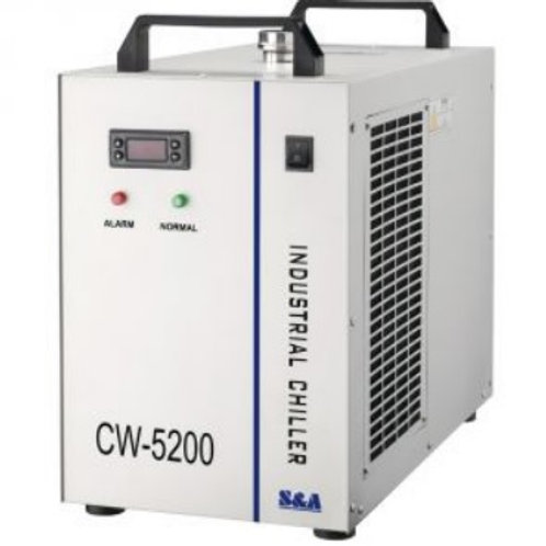 Laser Water Chiller, 1.4 KW, S&A CW-5200