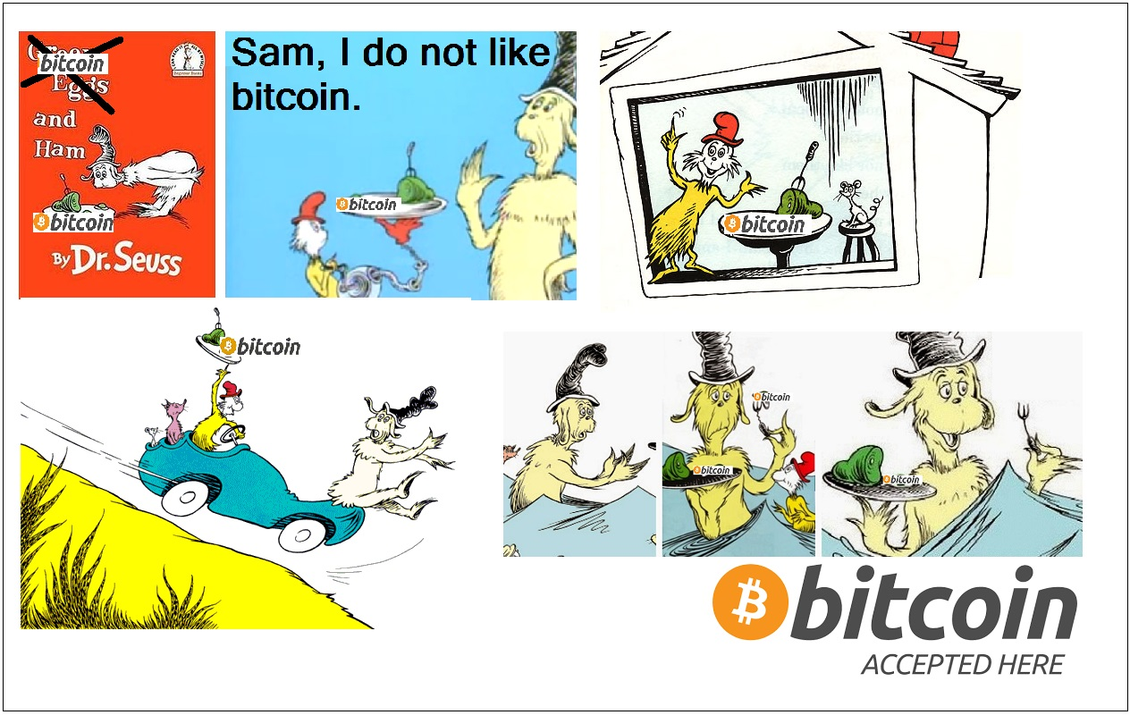 bitcoin and ham