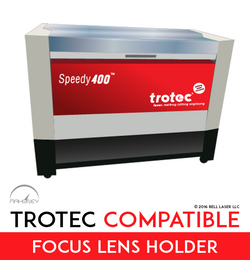 Trotec_Speedy_400_optics_focus_lens_mirror