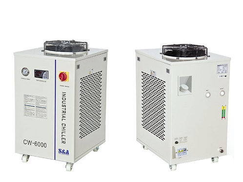 Industrial Water Chiller, 3 KW, S&A CW-6000