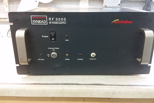 Pre-owned Synrad Laser RF-3000
