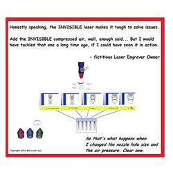 change_air_pressure_nozzle_orifice_size_on_CO2_laser_engraving_nozzle_Epilog_Laser_Mahoney