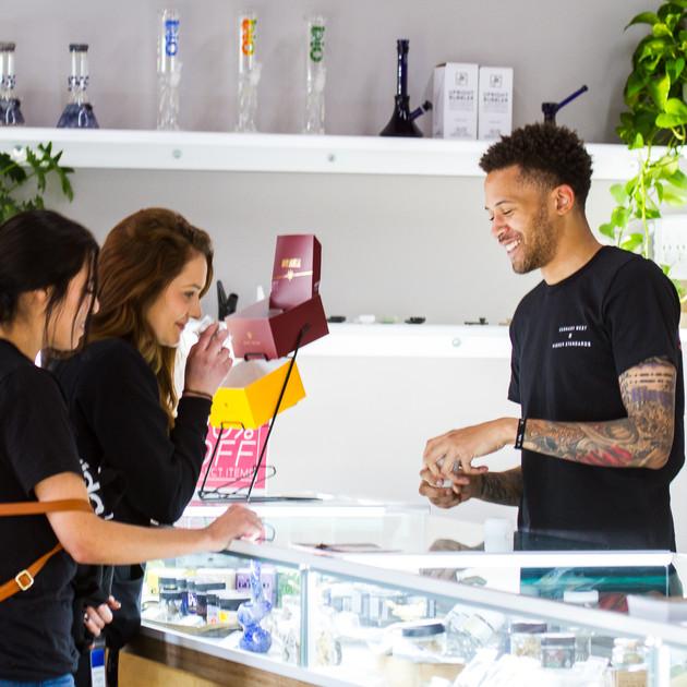 Customers and Employee