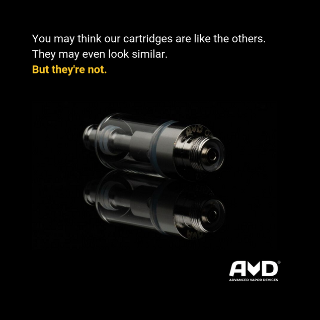 AVD cannabis vape cartridges, disposables and batteries - setting the NEW benchmark for flavor, reliability and consumer safety. #AVD710 #AVD