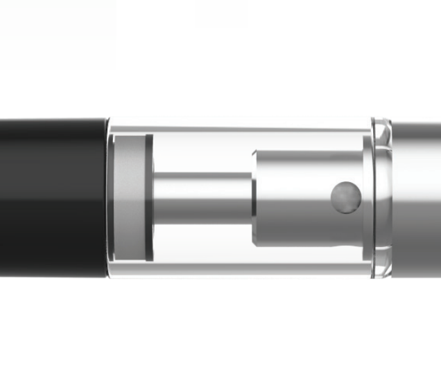 SLIDE with filled cartridge