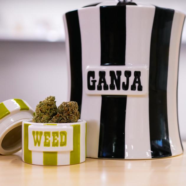 Weed Storage