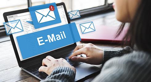 Email Inbox Electronic Communication Gra