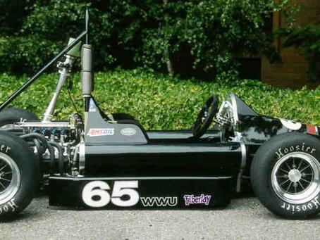 Blast from the past — O Fórmula SAE com motor V8 da equipe WWU Racing