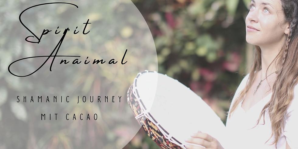 Spirit Animal - Shamanic Journey mit Cacao