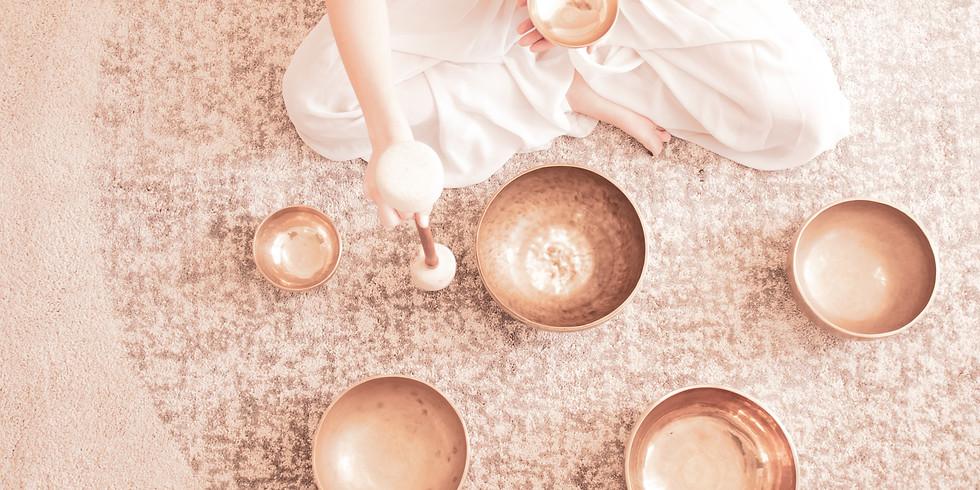 KLANGSCHALEN-MEDITATION IN FIESCH