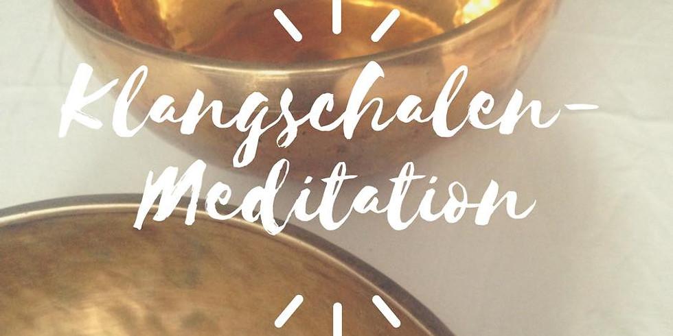 KLANGSCHALEN-MEDITATION MIT VANESSA
