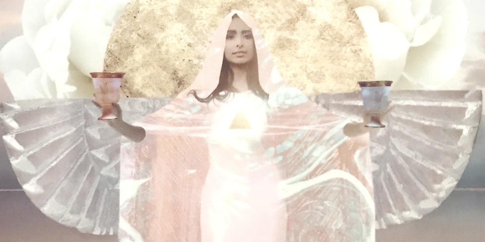 Moon Sister Circle - The Restorer of Harmony & Balance