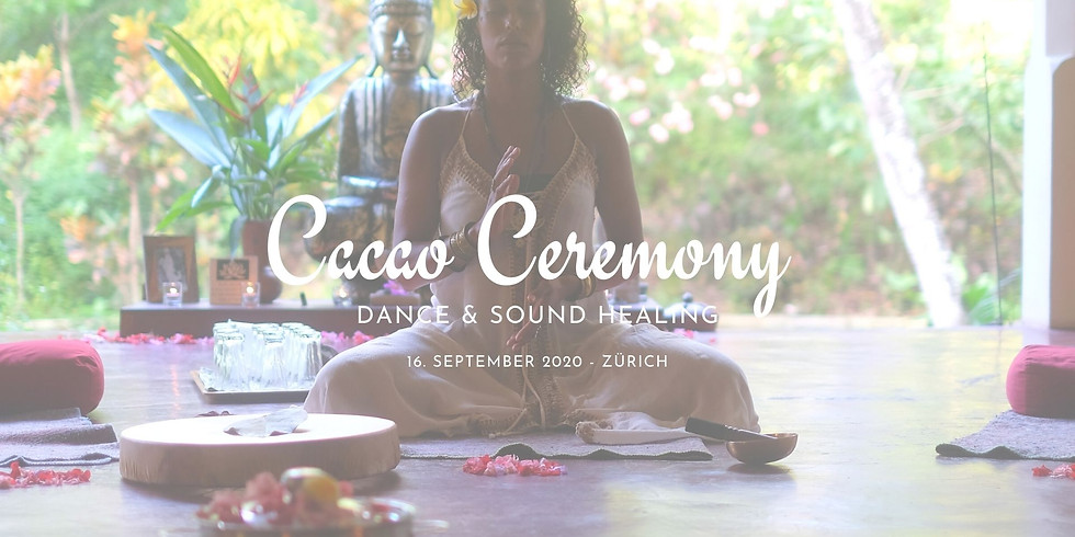 Cacao Ceremony - Dance & Sound Healing