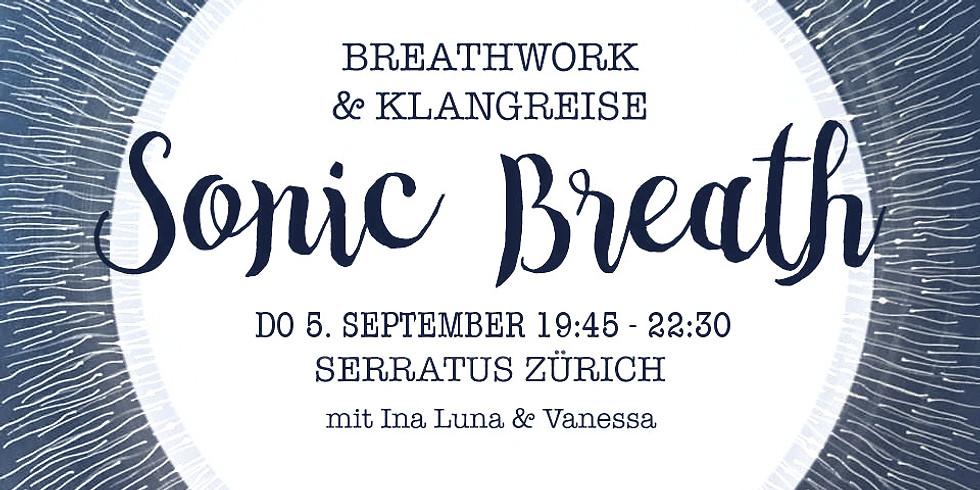 Sonic Breath - Breathwork & Klangreise