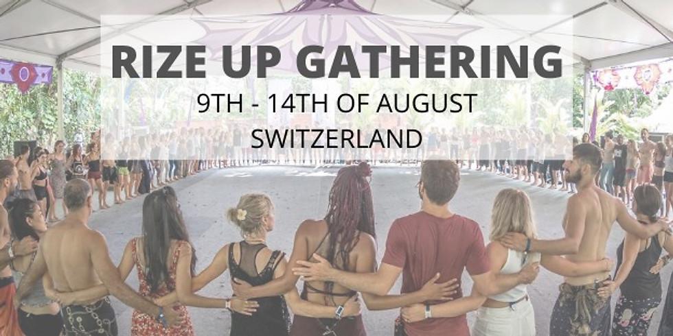 Rize Up Gathering Switzerland