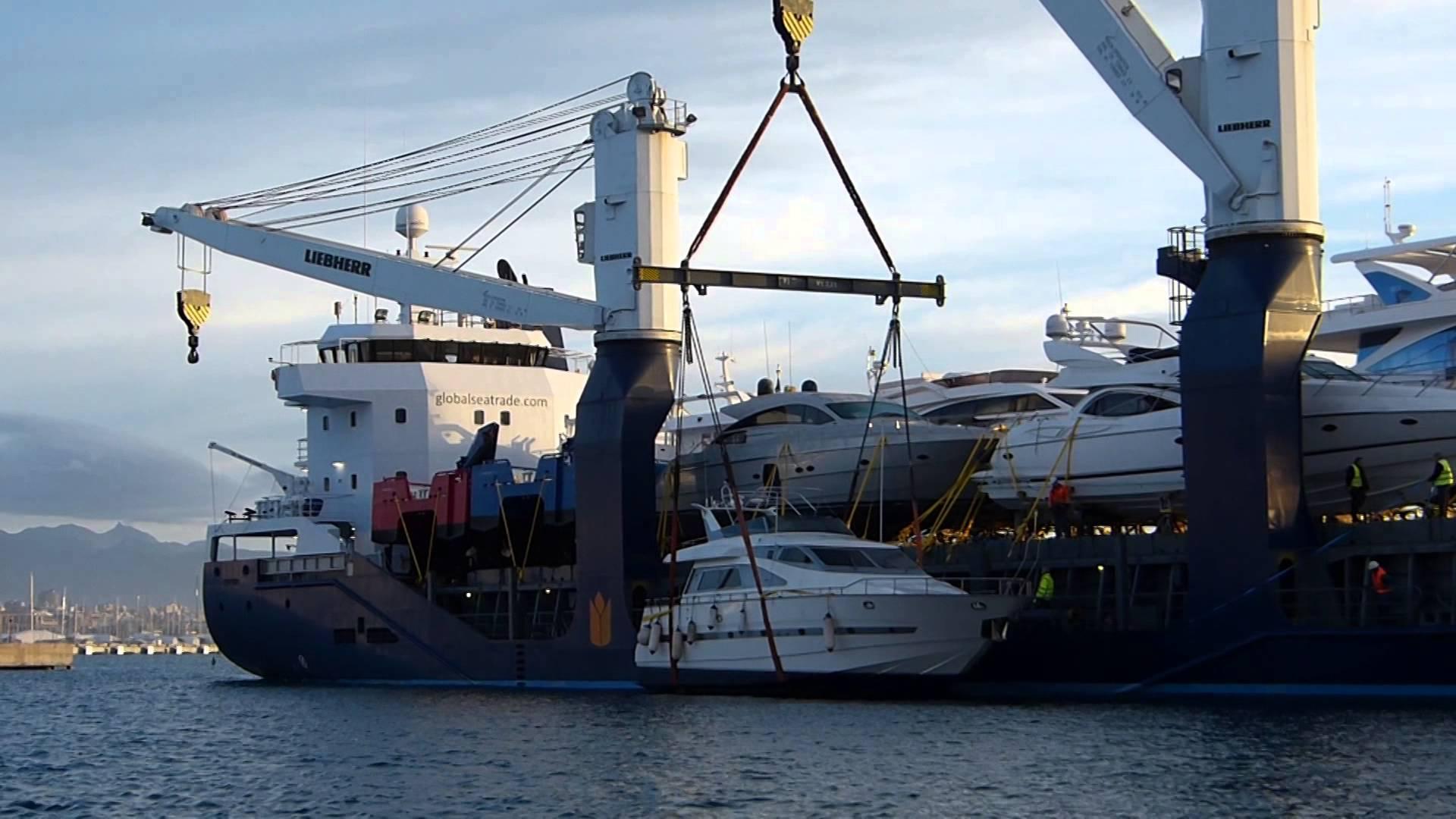 Boat Carrier Vessel