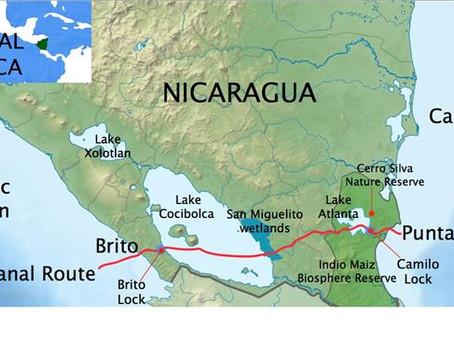Nicaraguan Canal to Rival Panama?