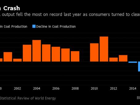 Coal No Longer King