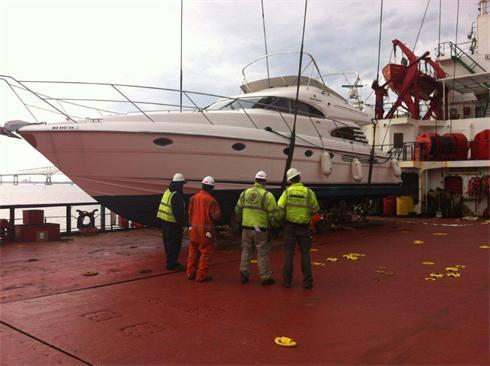 Yacht Inspection