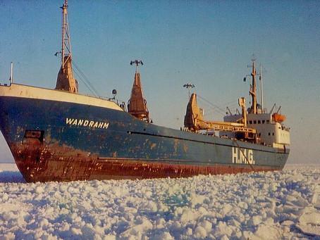 Arctic Shipping? Still a Dream