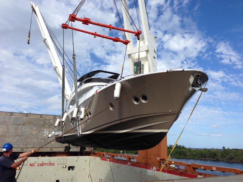 Hauling Boat