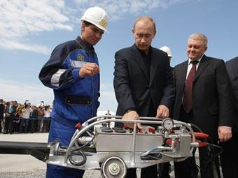 EU's Rally on Russia Pipeline Shutdown