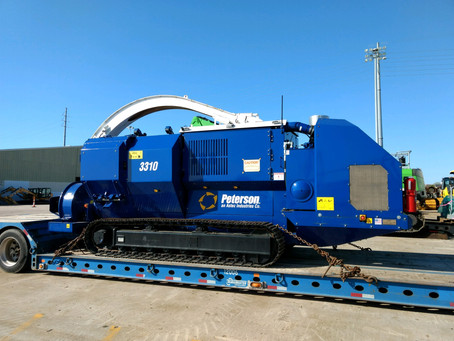 Low Rates On All Equipment Shipments