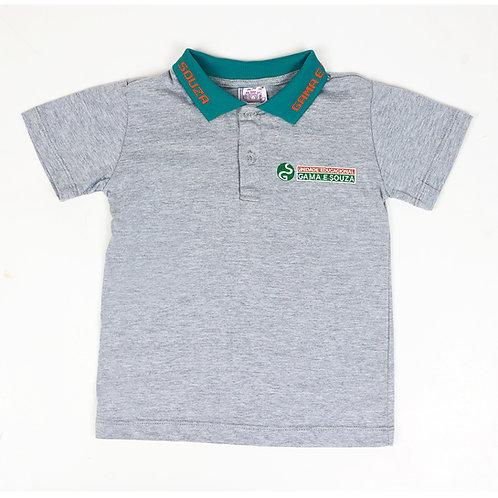 Gama e Souza Camisa Polo Mescla