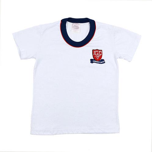 Inst. Geremário Dantas Camisa Malha Branca