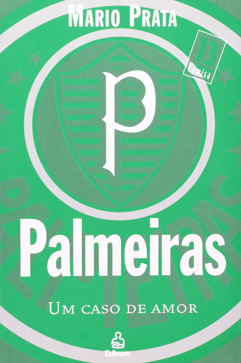 Palmeiras - Um caso de amor - Ediouro