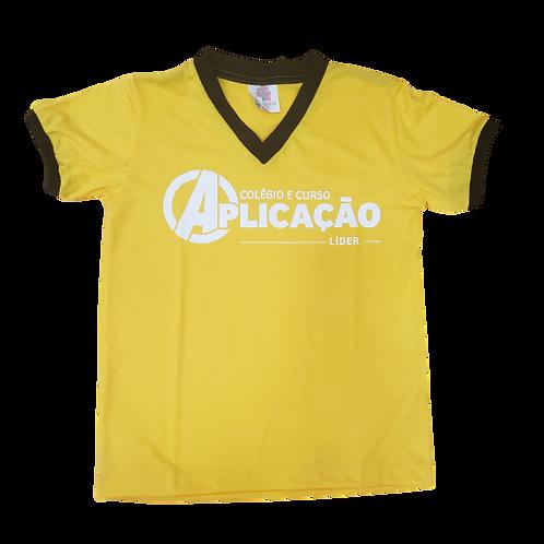 Camisa Amarela - Colégio Aplicação