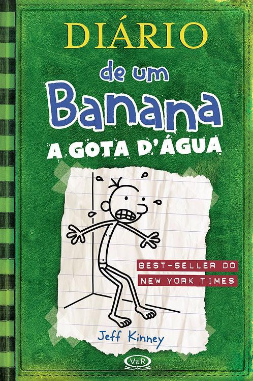 Livro Diário de um banana - 3 - A gota d'agua