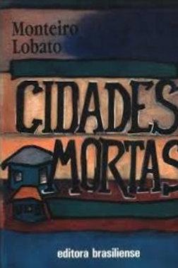 Livro Cidades mortas