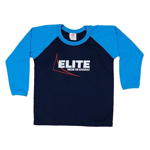Elite Camisa Manga Longa Fund. I