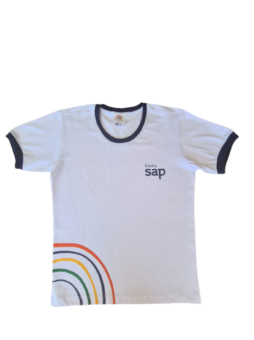 Escola Sap - Camisa Manga E. Fund I