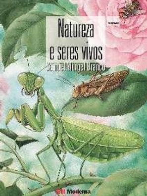 Livro Natureza e seres vivos