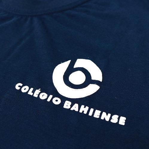 Camisa Azul Feminina - Colégio Bahiense