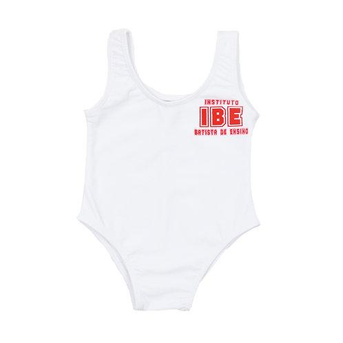 Collant de Ballet Lycra Infantil - Colégio IBE