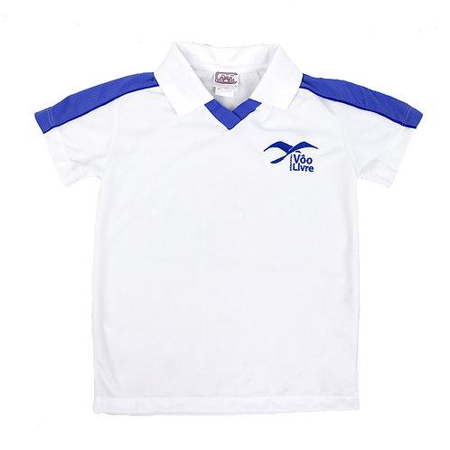 Colégio Voo Livre Camisa Polo Dry