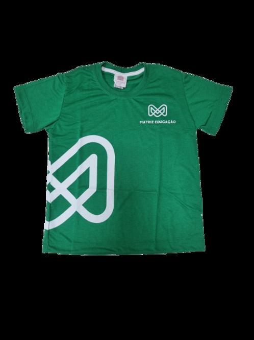 Matriz Camisa Verde - Uso diário