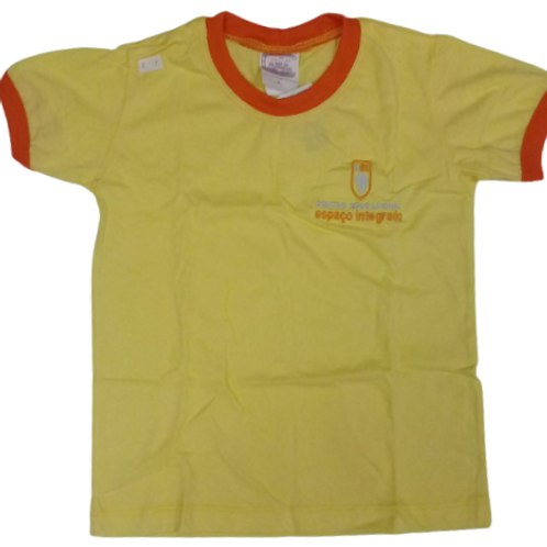 CEI - Camisa Manga Amarela