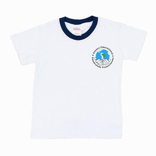 CECC Camisa Malha Branca