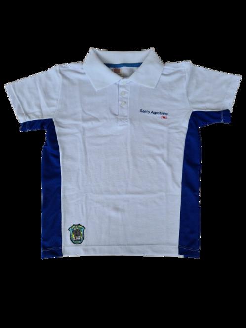 Santo Agostinho - Camisa Polo Feminina