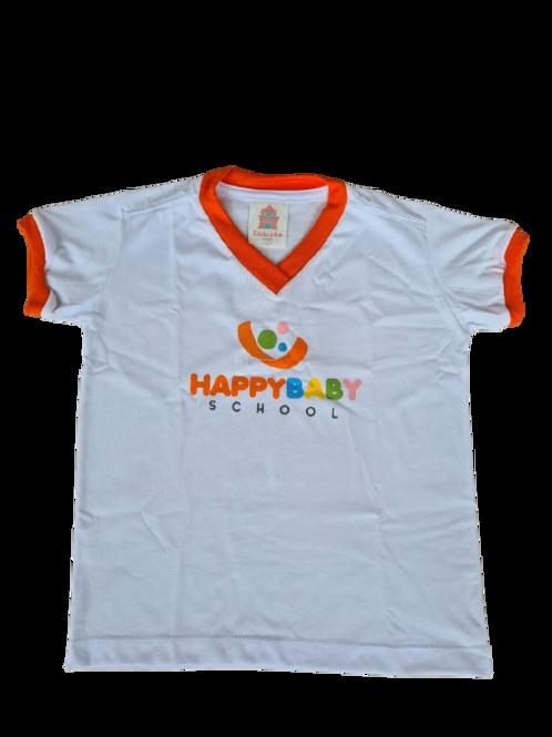 Camisa Manga - Happy Baby