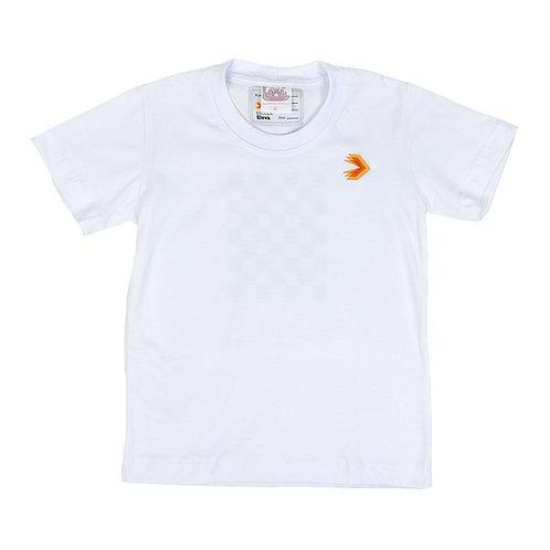 Eleva Camisa Malha Branca