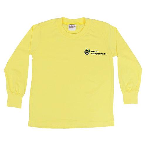 Camisa M Longa - Colégio Bahiense Ed. Infantil