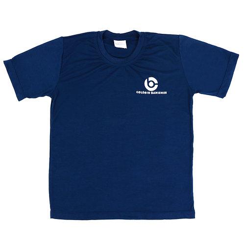 Camisa Azul Unissex - Colégio Bahiense