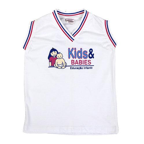 Kids & Babies Camisa sem manga