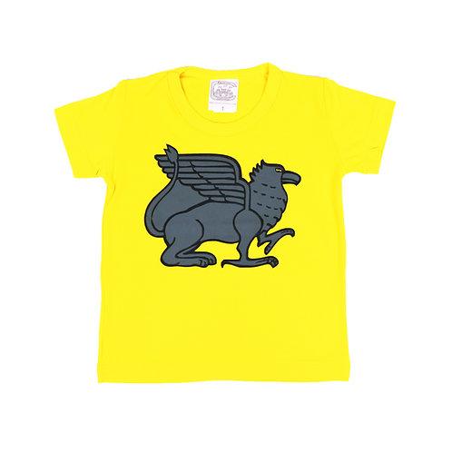British School Camisa House Amarela