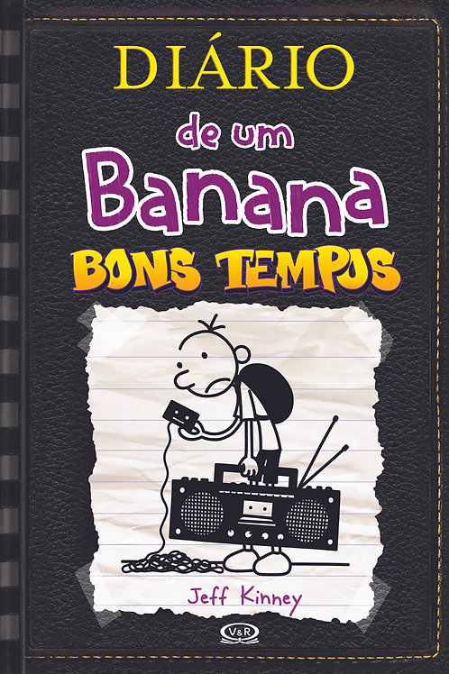 Livro Diário de um banana - 10 - Bons temos